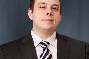 Mark Anderson manažer marketingu a komunikace Pedersen & Partners Praha