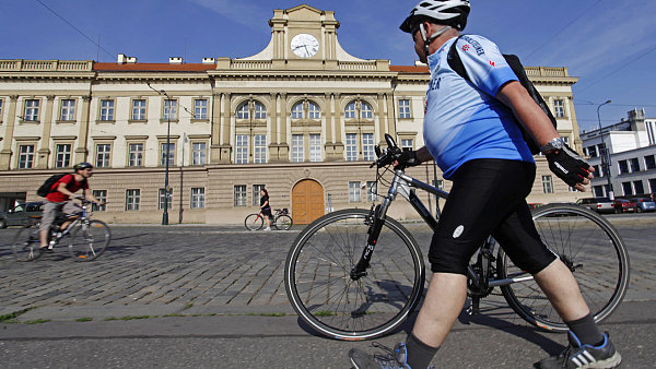V �esku maj� vzniknout cyklistick� ulice - Ilustra�n� foto.