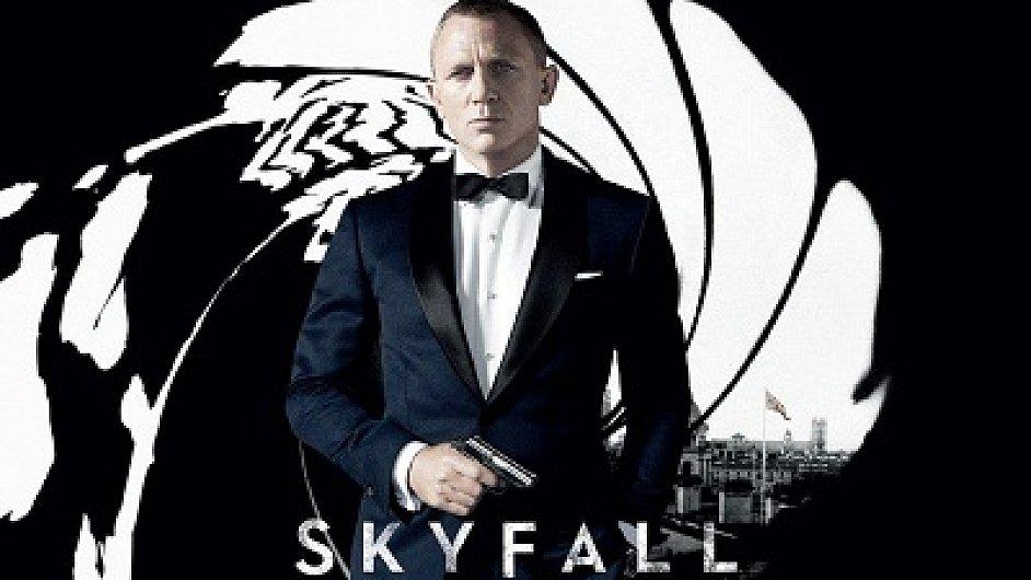 Skyfall ukazuje Bonda v lidštější podobě