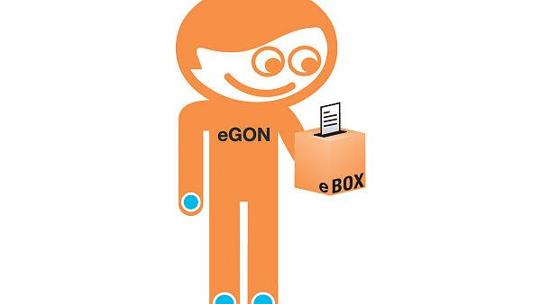 eGon - maskot �esk�ho e-governmentu