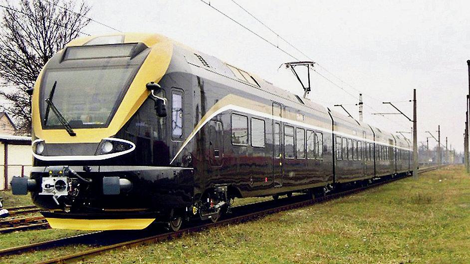 Souprava Leo Expressu bude nově k vidění i na Slovácku.