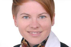 Leona Blehová, ředitelka oddělení Financial Engineering pobočky Praha, Commerzbank.