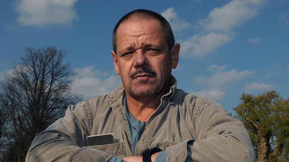 Člen ochranky Saadího Kaddáfího Gary Peters