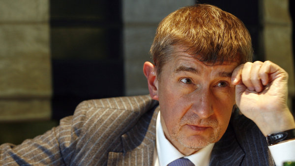Majitel Agrofertu a ministr financí Andrej Babiš.