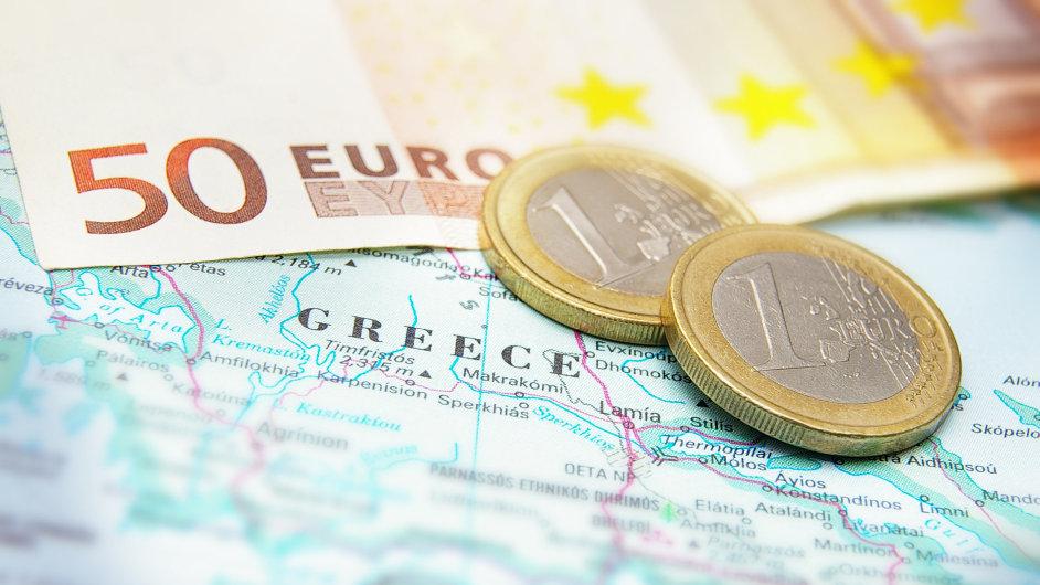 Pokles cen v Řecku v únoru oproti lednu zpomalil (Ilustrační foto.)