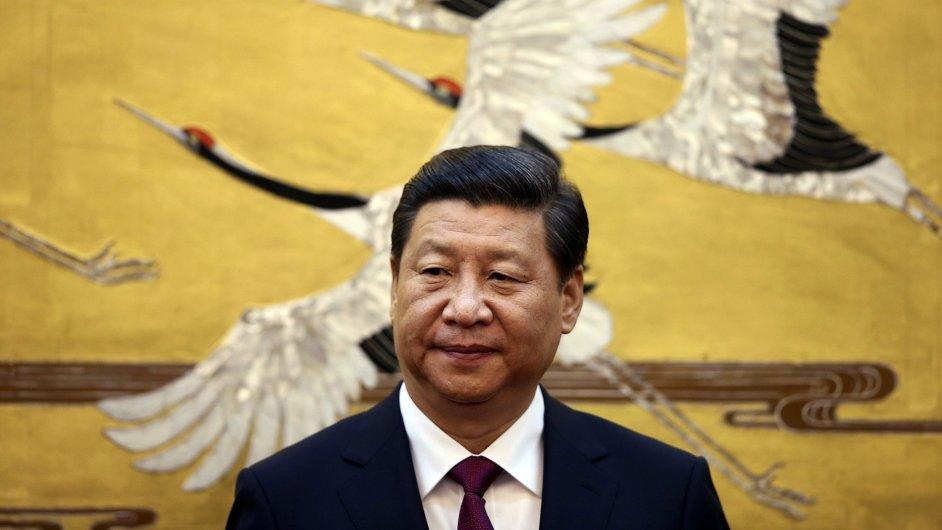 Švagr čínského prezidenta Si Ťin-pchinga