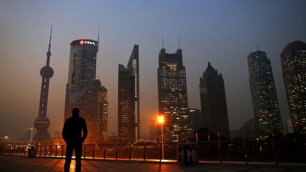 Finanční distrikt Pchu-tung v Šanghaji