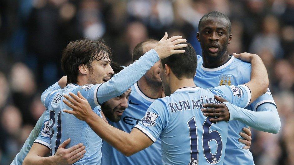 Manchester City vyhrál 6:3