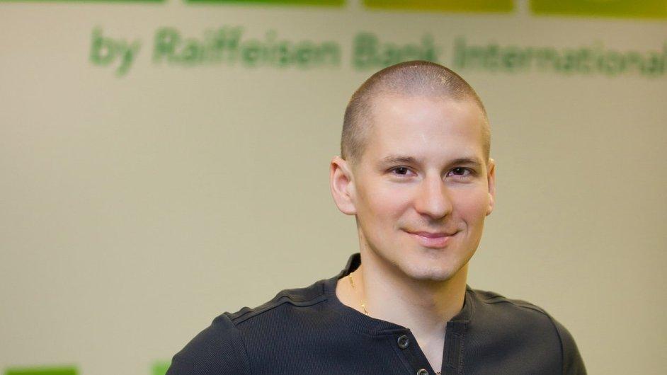Peter Lakata, ředitel online banky ZUNO Česká republika