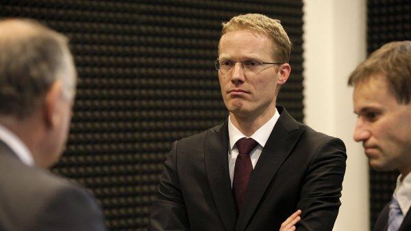 Tomáš Babáček, advokát Ambruz & Dark Deloitte Legal