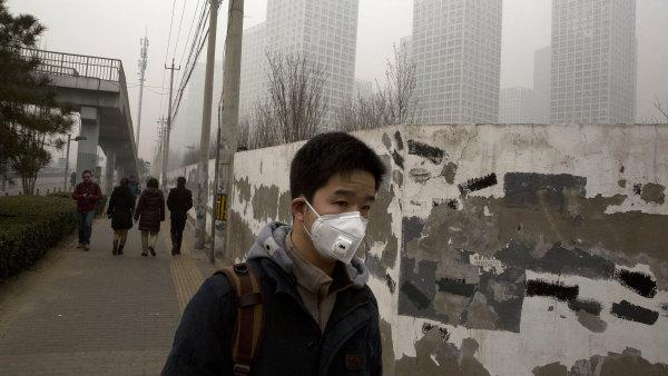 Čína chce vyřešit problém se znečištěným ovzduším změnou energetické koncepce.