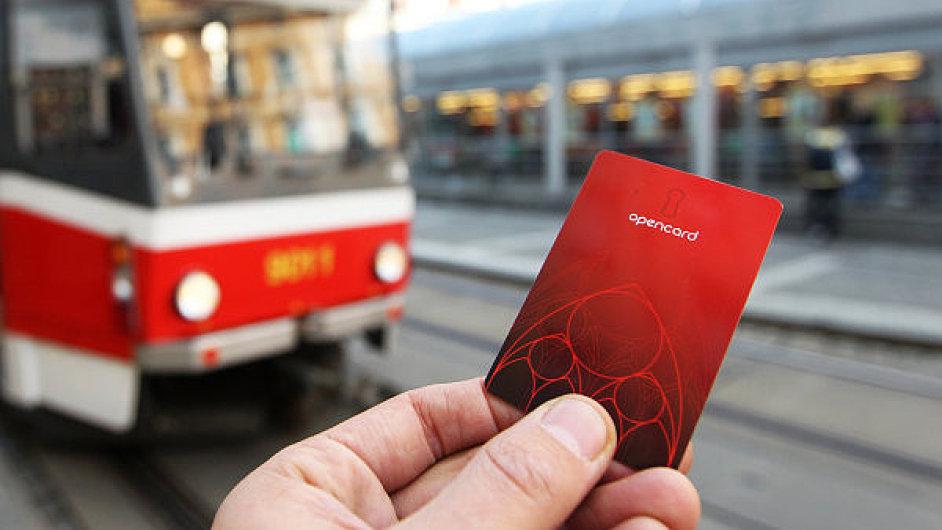 Praze docházejí licence k novým Opencard.