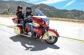 Legendární americký motocykl Indian se vrací. V luxusní podobě na dlouhé výlety