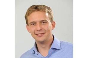 Michal Kaderka, PR manažer Asociace inovativního farmaceutického průmyslu (AIFP)