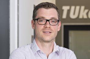 Pavel Kunert, vedoucí marketingu společnosti TUkas Group