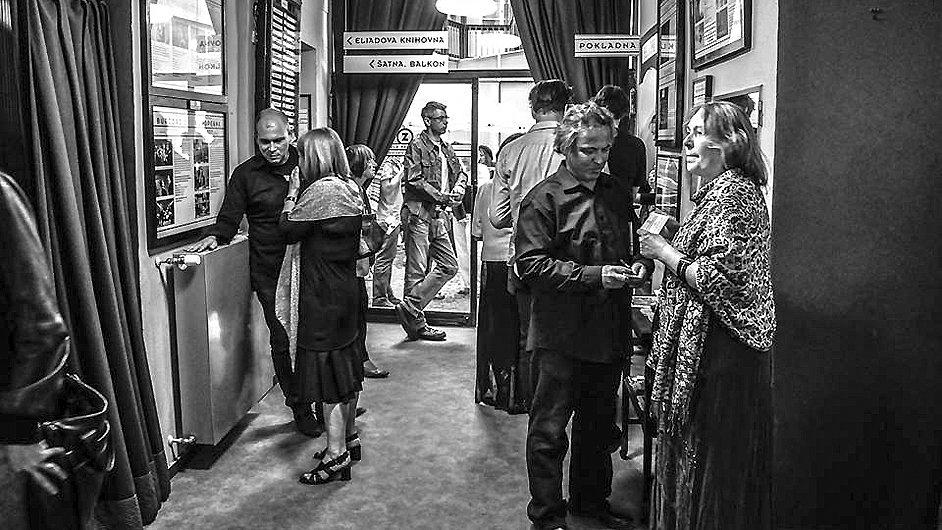 Divadlo Na zábradlí letos chystá čtyři premiéry.