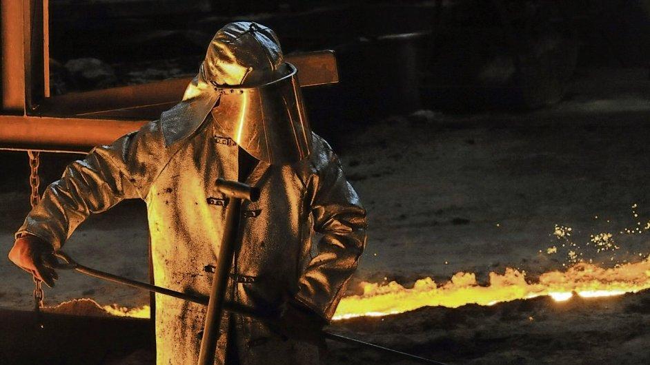Vítkovice Steel chtějí propustit až 250 lidí.