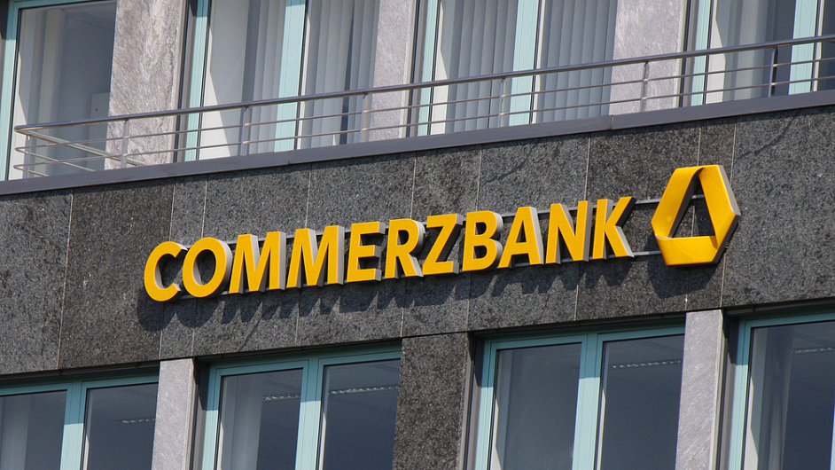 Commerzbank - Ilustrační foto.