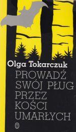 EGO02 knihy Olga Tokarczuk SvA AZj vA AZz