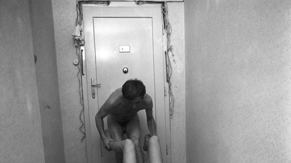 Snímky z výstavy Moje tělo je událost v MUMOKu