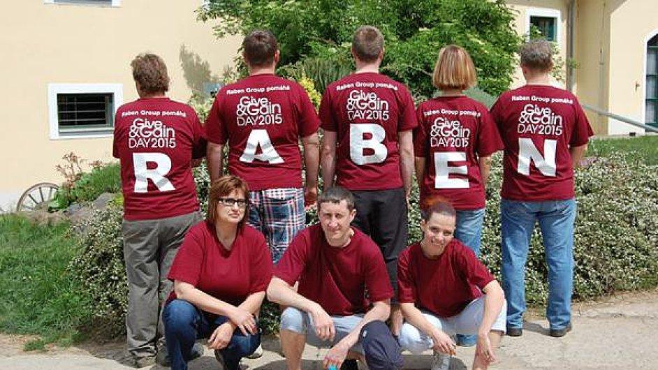 Toulcův dvůr a Raben Group