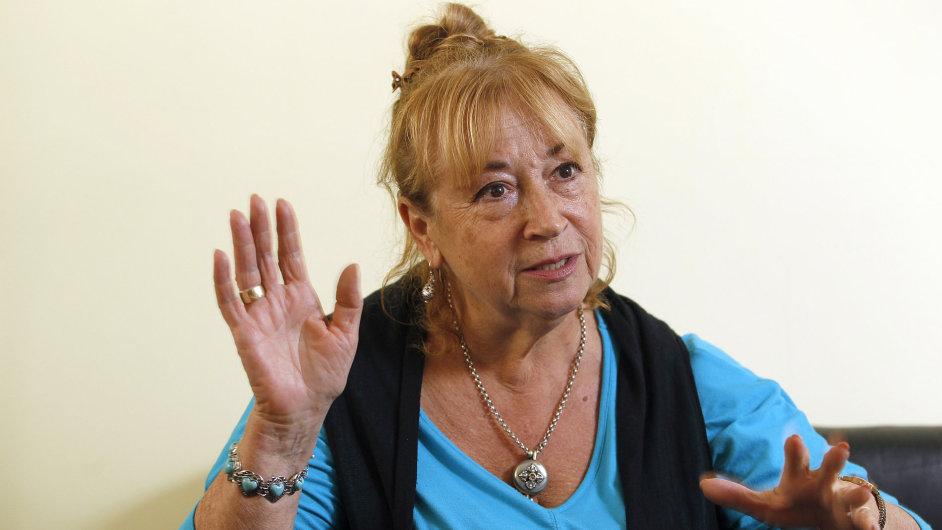 Ivana Janů - předsedkyně ÚOOU