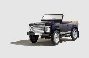 Luxus pro nejmen��: Land Rover chyst� �lapac� aut��ko za cenu fabie