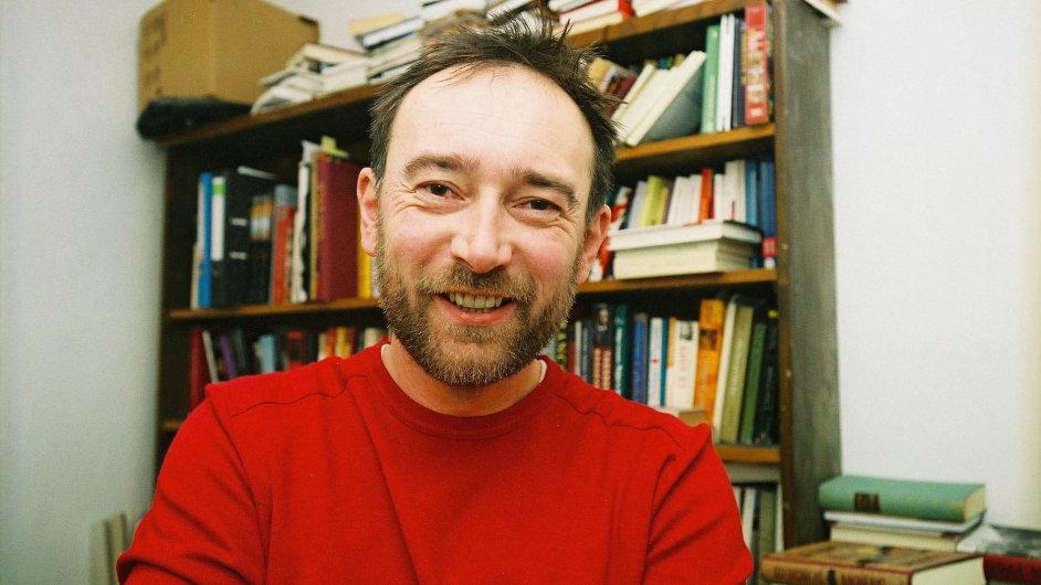 Podle Milana Gelnara (na starším snímku) za rozhodnutím Argo prodat byla rovněž mnohdy velmi tristní platební morálka mnoha knihkupců.