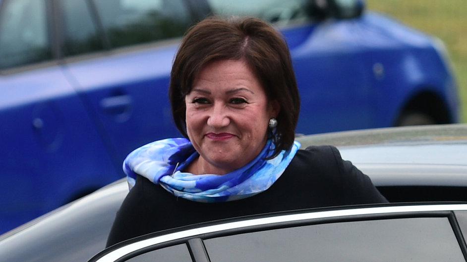 Radmila Kleslová opouští všechny významné pozice.