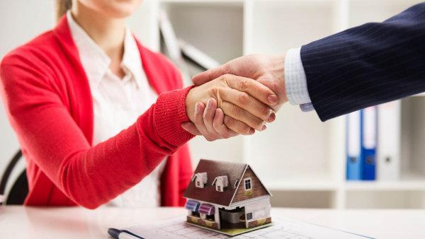 Průměrná hodnota nových hypoték poprvé překročila hranici dvou milionů - Ilustrační foto.