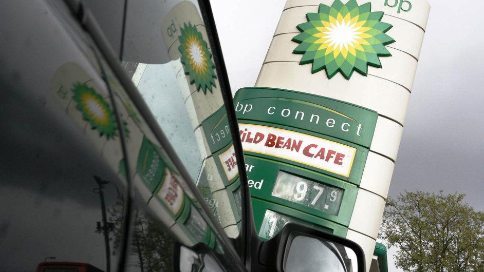 Dividendy udrží. Britský koncern BP loni spadl doztráty skoro šest miliard dolarů.