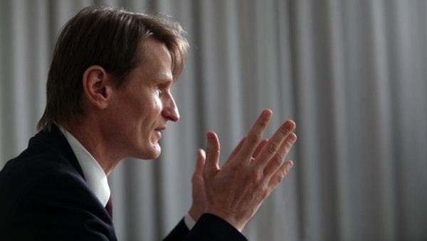Marek Switajewski, generální ředitel a člen představenstva Unipetrolu