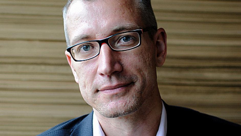 Pavel Bednář, finanční ředitel společnosti EKOSPOL