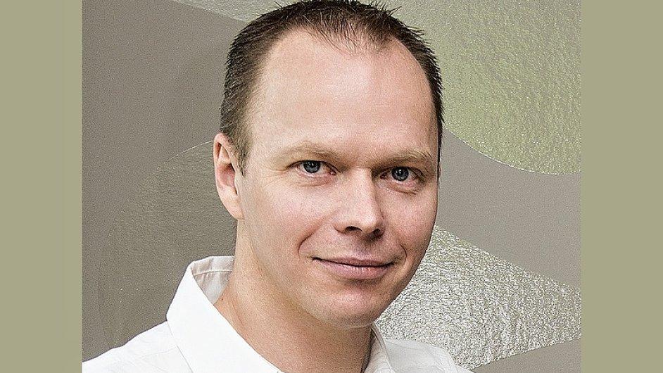 Miroslav Štoček, NSX Account Executive společnosti VMware ČR