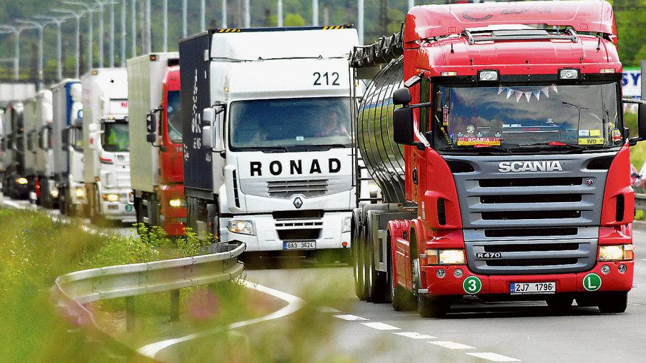 Prodej nákladních vozidel se v září zvýšil.
