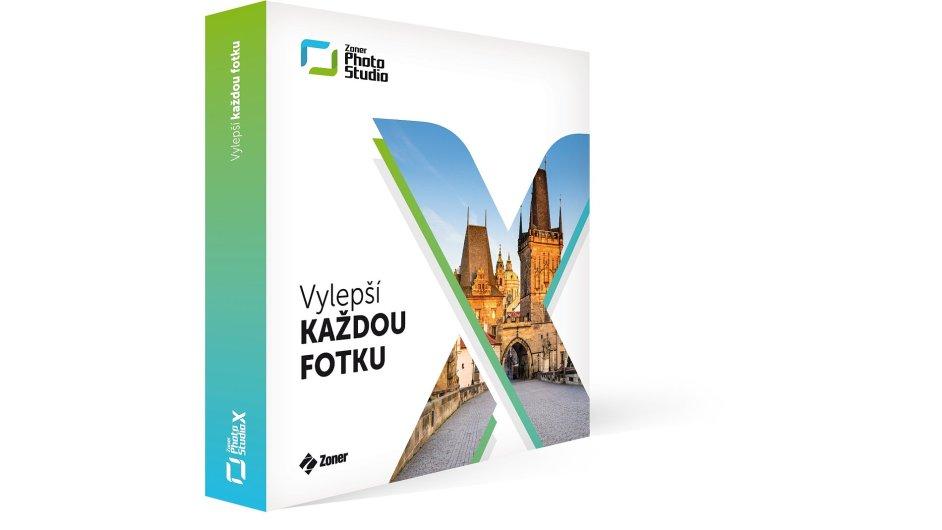Zoner Photo Studio X vybočuje z řady označením i obchodním modelem