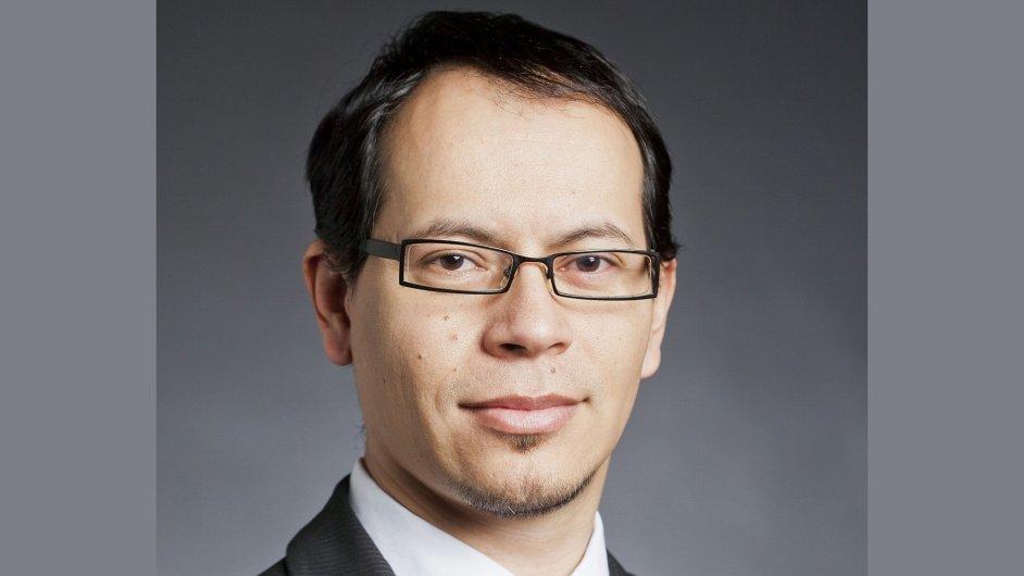 Michal Sontodinomo, ředitel kanceláře agentury CzechTrade v Jakartě