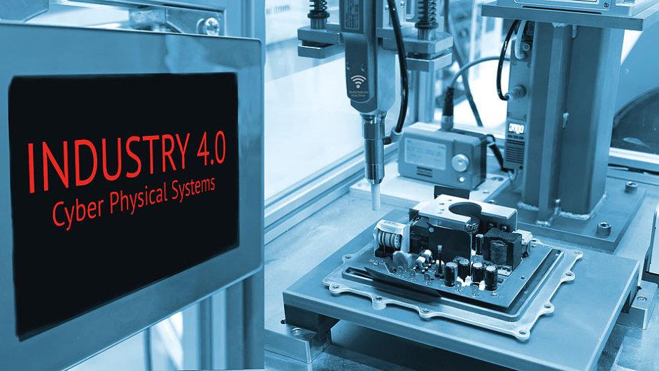 Jak postavit IS ve výrobním podniku, aby směřoval k Průmyslu 4.0?