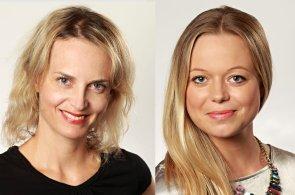 Jana Balharová a Monika Hořínková, PR agentura AMI Communications