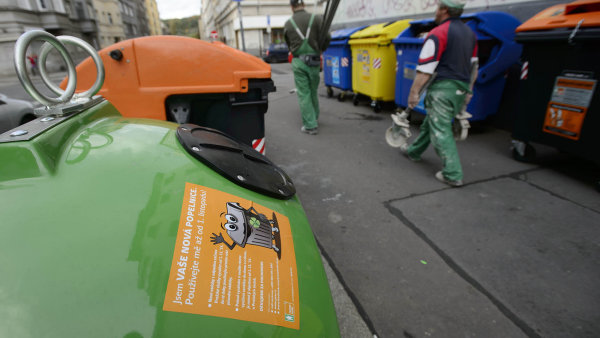 Kočkova firma má získat část miliardové zakázky na svoz odpadu v Praze