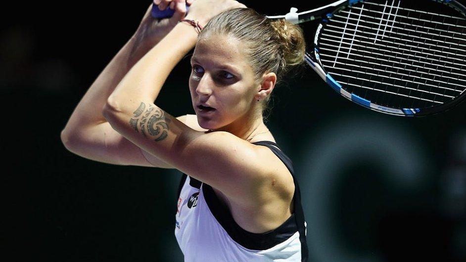 Přijdete se podívat na WTA turnaj do Prahy? Uvidíme zde například Karolínu Plíškovou, Lucii Šafářovou, nebo Petru Kvitovou