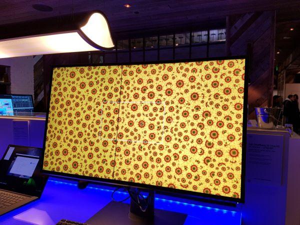 Rekordní monitor Dell UltraSharp UP3218K