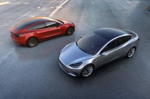 Tesla plánuje zahájit testovací výrobu Modelu 3 ještě v únoru. Kvůli přípravám na týden odstaví továrnu