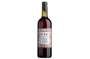 Víno Divý Ryšák 2015 je pro fajnšmekry. Na jazyku je nevycválané a mírně lechtavé