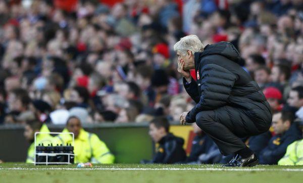 Arsene Wenger ztrácí fanoušky