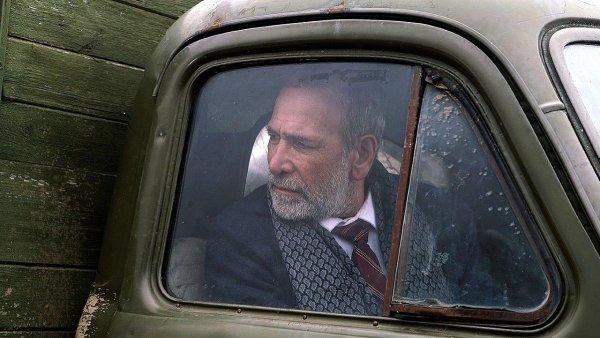 Zviad Gamsachurdia jako gruzínský prezident vydržel u moci jen devět měsíců. Nyní o jeho posledních dnech vypráví film Chibula (na snímku).