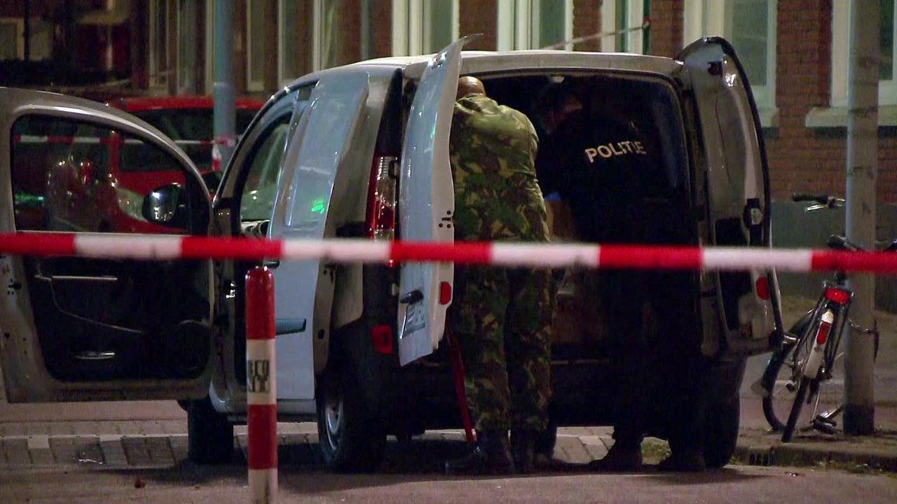 Nizozemsko, Rotterdam, terorismus