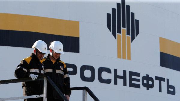 Ruská státní ropná firma Rosněfť uzavřela strategickou smlovu s CEFC China Energy.