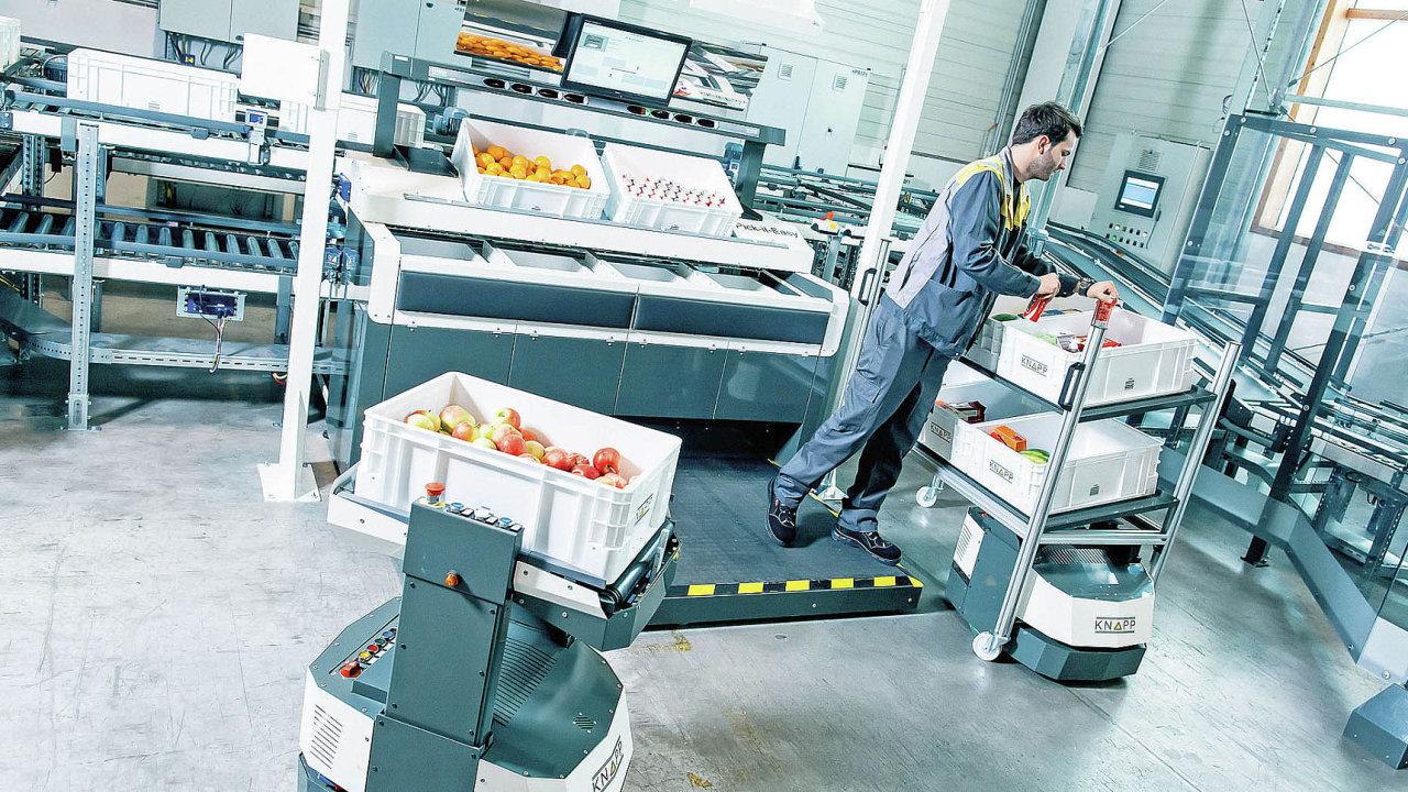 V logistice se stále více prosazují integrátoři moderních skladových technologií, kteří do provozů firem instalují vše od průmyslových robotů přes automatické sklady až po bezpilotní VZV.