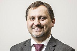 Jan Rafaj, generální ředitel společnosti RESIDOMO